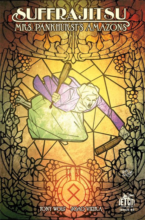 Suffrajitsu 2 cover
