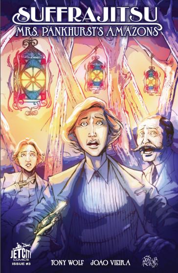 Suffrajitsu 3 cover